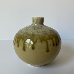 Drip Glaze Vase
